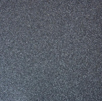 Best Creation Solid Glitter Cardstock - Onyx