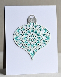 Birch Press - Cutting Die - Radiant Ornament Layer Set