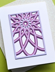 Birch Press - Cutting Die - Dazzle Mini Frame Layer Set