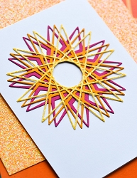 Birch Press - Cutting Die - Starburst Layer Set