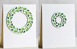 Birch Press - Cutting Die - Wreath Layer Set