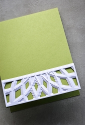 Birch Press - Cutting Die -  Mini Dazzle Bevel Plate Layer Set