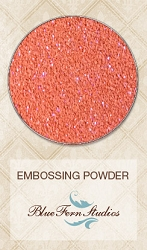 Blue Fern Studios - Imagine Ink Embossing Powder - Blood Orange (1oz)