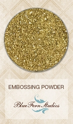 Blue Fern Studios - Imagine Ink Embossing Powder - Glistening Sand (1oz)