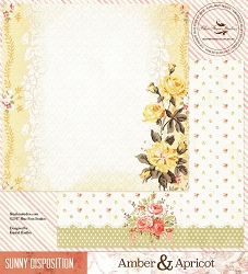 Blue Fern Studios - Amber & Apricot Collection - 12