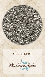 Blue Fern Studios - Seedlings Micro Beads - Sterling Silver (1oz)