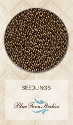 Blue Fern Studios - Seedlings Micro Beads - Twig (1oz)