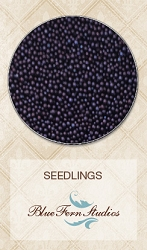 Blue Fern Studios - Seedlings Micro Beads - Purple Haze (1oz)