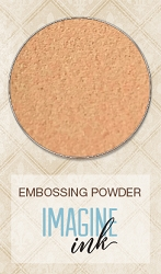 Blue Fern Studios - Imagine Ink Embossing Powder - Morning Sun (1oz)
