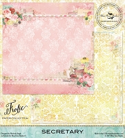 Frolic paper collection  (paper, clear stamps, chipboards)