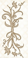 Blue Fern Studios - Chipboard - Wild Flourish Bundle