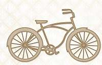 Blue Fern Studios - Chipboard - My Bike