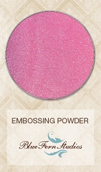 Blue Fern Studios - Imagine Ink Embossing Powder - Bubble Gum (1oz)