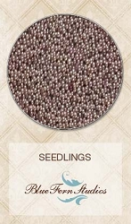 Blue Fern Studios - Seedlings Micro Beads - Mauve (1oz)