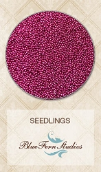 Blue Fern Studios - Seedlings Micro Beads - Vivid Pink (1oz)