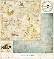 Blue Fern Studios - Memoires Collection - 12