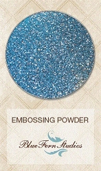 Blue Fern Studios - Imagine Ink Embossing Powder - Azul (1oz)