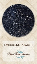 Blue Fern Studios - Imagine Ink Embossing Powder - Sparkling Navy (1oz)