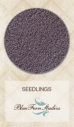 Blue Fern Studios - Seedlings Micro Beads - Lavender (1oz)