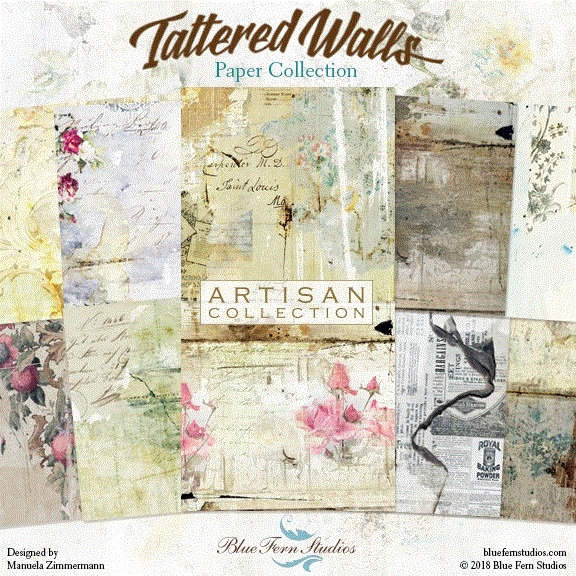 Tattered Walls Collection