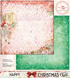 Blue Fern Studios - Christmas Cheer Collection Happy 12