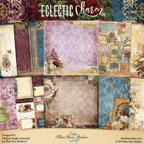 Eclectic Charm Collection