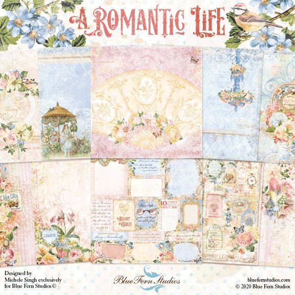 Blue Fern Studios - A Romantic Life Collection