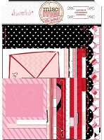 Bo-Bunny - Misc Me! - Head Over Heels - Journal