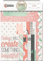 Bo-Bunny - Misc Me! - Pincushion - Journal