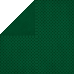 Bo-Bunny - Double Dot Cardstock - Evergreen Dot