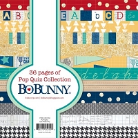 Bo Bunny - Pop Quiz Collection - 6