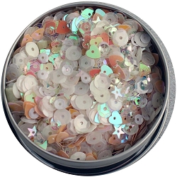 28 Lilac Lane/Buttons Galore - Sequin Tin - Fairy Sparkle