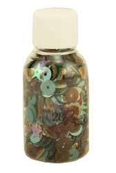 28 Lilac Lane/Buttons Galore - Bead & Sequin Mix - Thankful