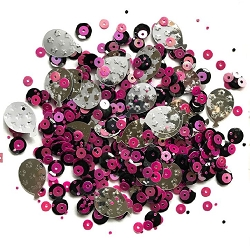 28 Lilac Lane/Buttons Galore - Premium Sequins - Girls Night Out