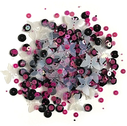 28 Lilac Lane/Buttons Galore - Premium Sequins - Butterfly Party