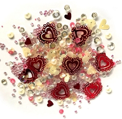 Buttons Galore - Sparkletz - Valentine's Day