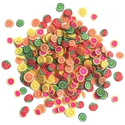 Buttons Galore - Sprinkletz - Fruit Cocktail