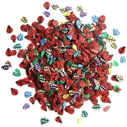 Buttons Galore - Sprinkletz - Ladybugs