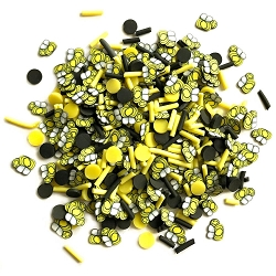 Buttons Galore - Sprinkletz - Bumble Bees