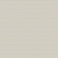 Canvas Corp - 12x12 Cardstock - Grey and Ivory Mini Dot Reverse