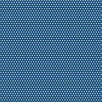 Canvas Corp - 12x12 Cardstock - Navy and Ivory Mini Dot Reverse
