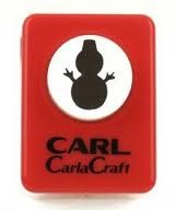 Carl Craft - Small Punch (CP-1) - Snowman