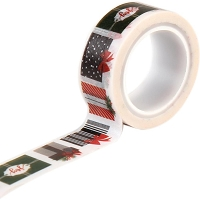 Carta Bella - Christmas Delivery Collection - Decorative Tape - Christmas Delivery Presents