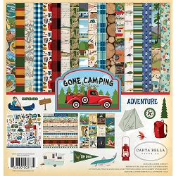Carta Bella - Gone Camping Collection - Collection Kit