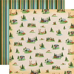 Carta Bella - Gone Camping Collection - 12