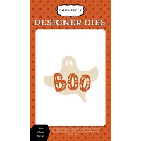 Carta Bella - Haunted Collection - Boo Ghost Die :)