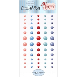 Carta Bella - Practically Perfect Collection - Enamel Dots