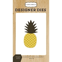Carta Bella - Beach Day Collection - Pineapple die