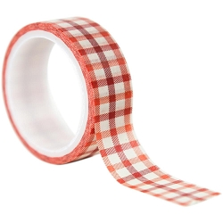 Echo Park - Autumn Gingham Decorative Tape