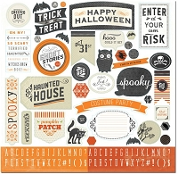 Carta Bella - Happy Haunting Collection by Deena Rutter - 12